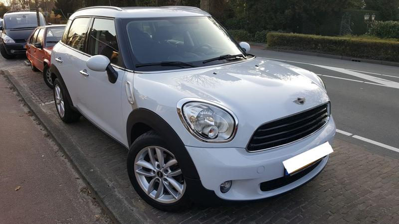 Mini Countryman Cambio Embrague
